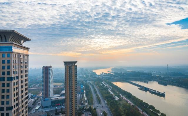 泗阳:京杭运河将最好的航段,留给了这座江苏最美的县城