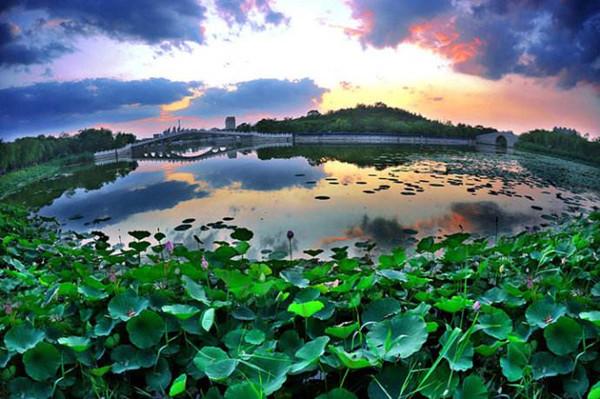 京杭大运河沿线18城市沧州论剑旅游
