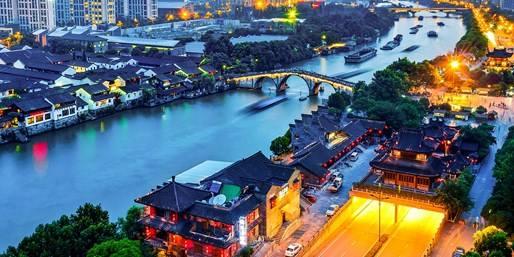25万网友参与讨论运河夜经济 打造运河文化是关键