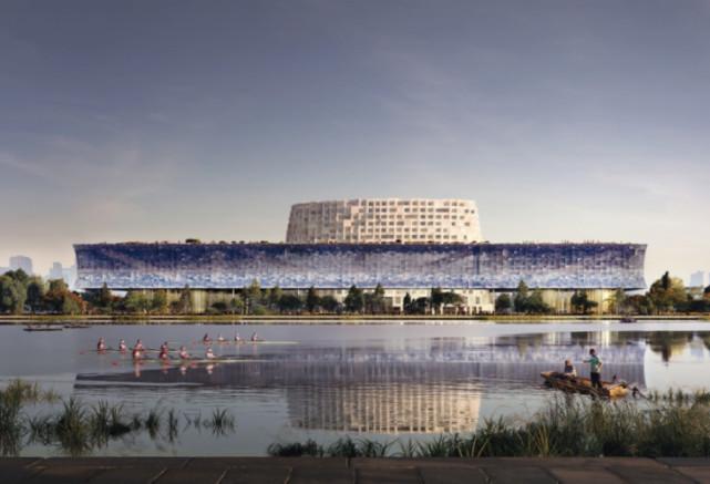 京杭大运河博物院设计方案出炉!预计2021年动工