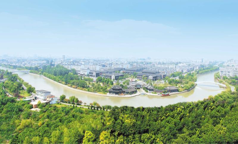 江苏为大运河文化带建设立法 让古老运河璀璨生光