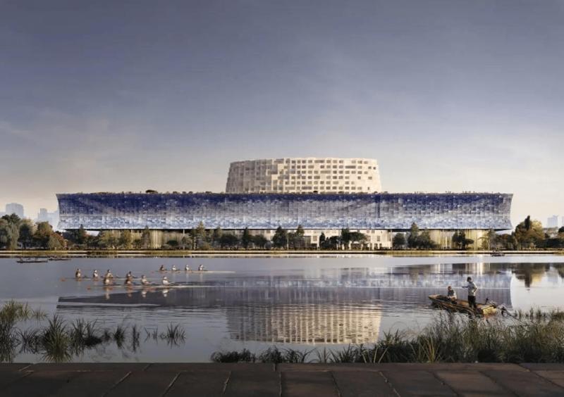 京杭大运河博物院2023年投入试运营 大运河滨水公共空间全长18公里