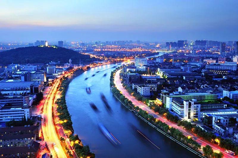 """大运河保护开发成为沿岸各地""""必修课"""""""